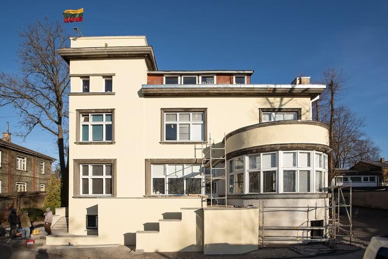 kaunas modernizmo architektura modernism architecture