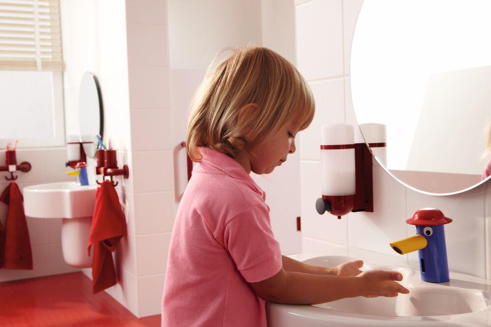 vaiku vonios kambarys