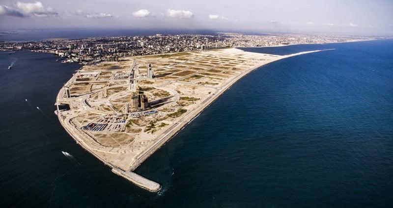 eco atlantic city afrika miestai urbanizacija