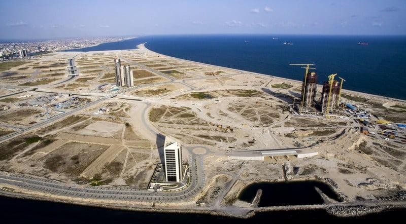Eko Atlantic City (Nigerija).