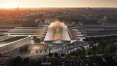 """I vieta – """"Green connect"""" (""""Zaha Hadid Architects"""")"""
