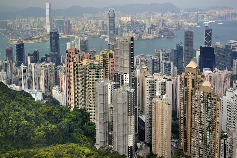 honkongas kinija