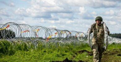 """Tvorą pasienyje su Baltarusija statys """"Tetas"""", ieškoma papildomų rangovų"""