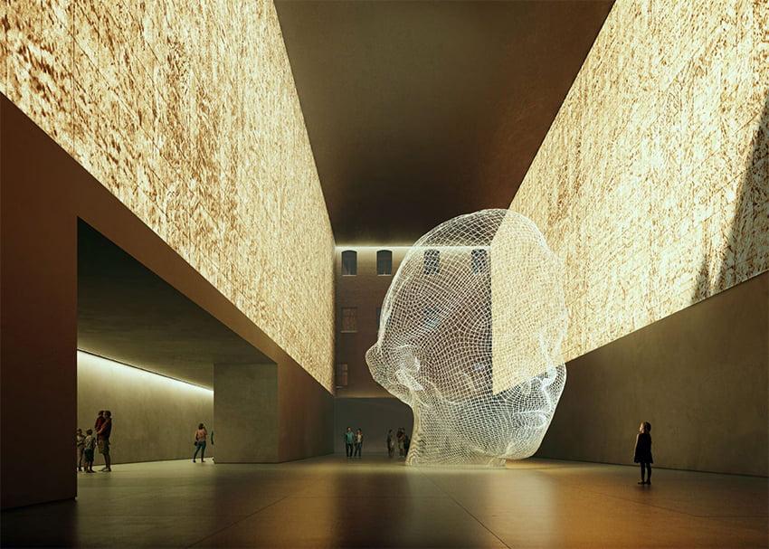 radvilu rumai architecture artificial intelligence lietuva vilnius lithuania