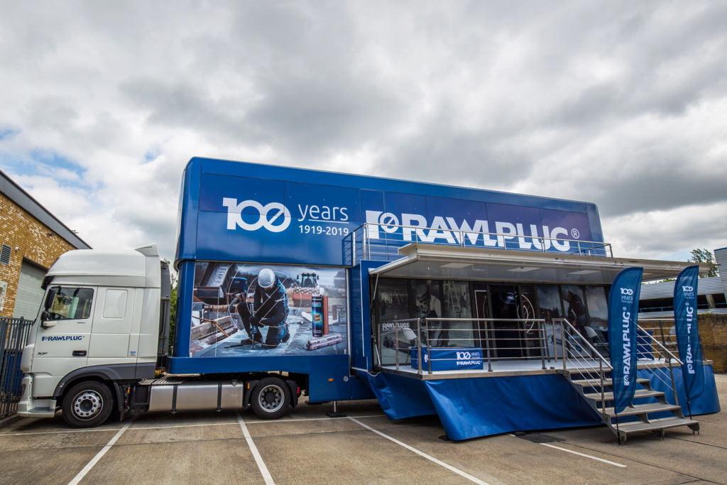 rawlplug raw truck mokymai