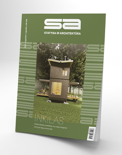 žurnalas statyba ir architektūra