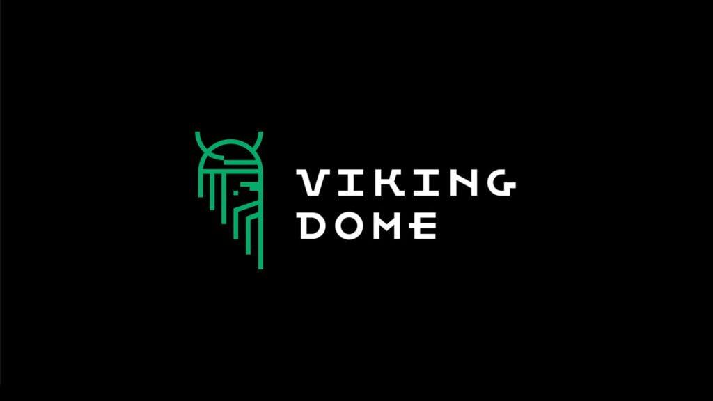VikingDome logo