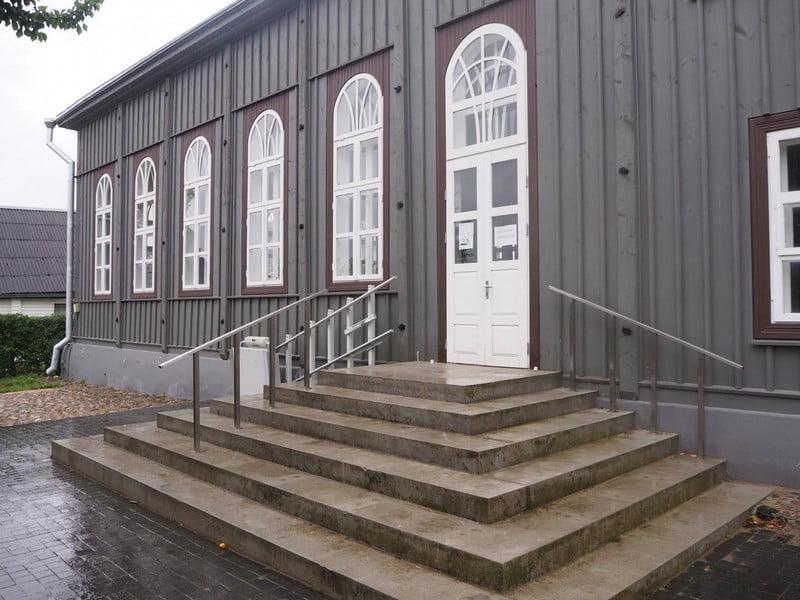 ziezmariu sinagoga