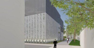 Kaune pasirašyta sutartis dėl daugiaaukštės automobilių saugyklos statybos