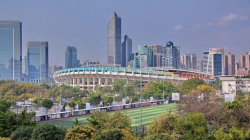 Guangdžou miestas (Needpix nuotr.)