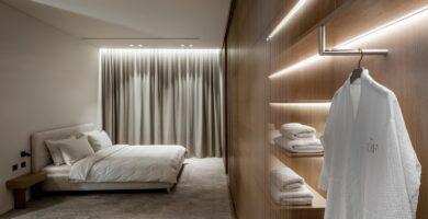 JUNG Showroom: išmanusis viešbučio kambarys ir išskirtinė svečio patirtis