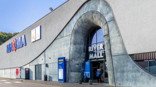 """Prekybos centras """"River Mall"""". Evaldo Lasio nuotr."""