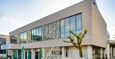 Naujos tekstūruotos ir originalios išvaizdos fibrocementinės fasado plokštės