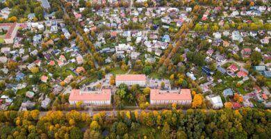 Kauno Žaliakalnis – modernizmas gamtos apsuptyje