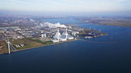 """""""Ørsted"""" yra danų atsinaujinančios energetikos kompanija, plėtojanti žaliosios energetikos projektus Danijoje ir pasaulyje. (""""Ørsted"""" nuotr.)"""