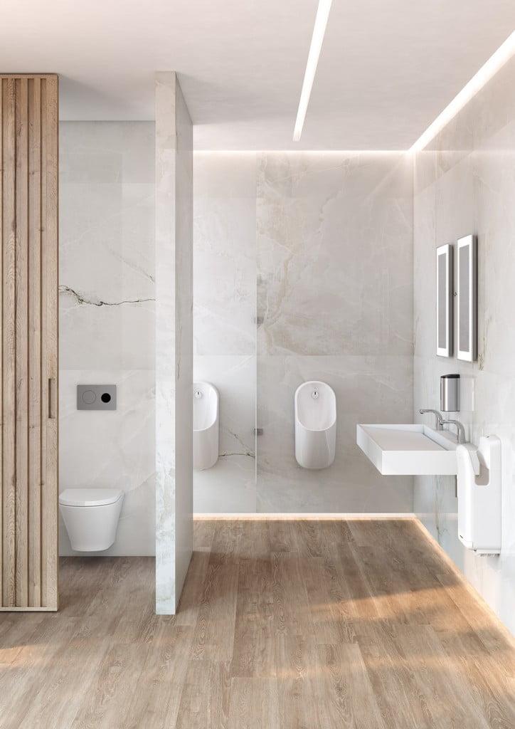 roca sanitarinis mazgas vonia