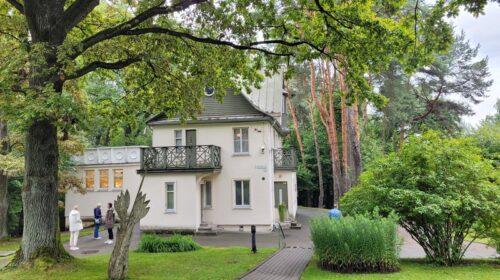 S.Nėries namas-muziejus. KIC nuotr.