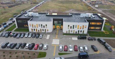 Kauno rajone duris atvėrė vienas moderniausių darželių regione