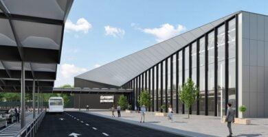 Ieškoma Vilniaus oro uosto išvykimo terminalo statybos rangovų
