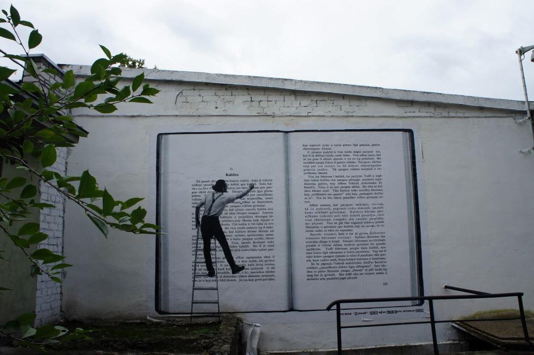 Grafitis KTU kieme