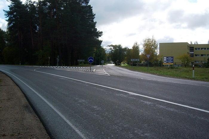 Kelias 143. Prie Ruklos SA