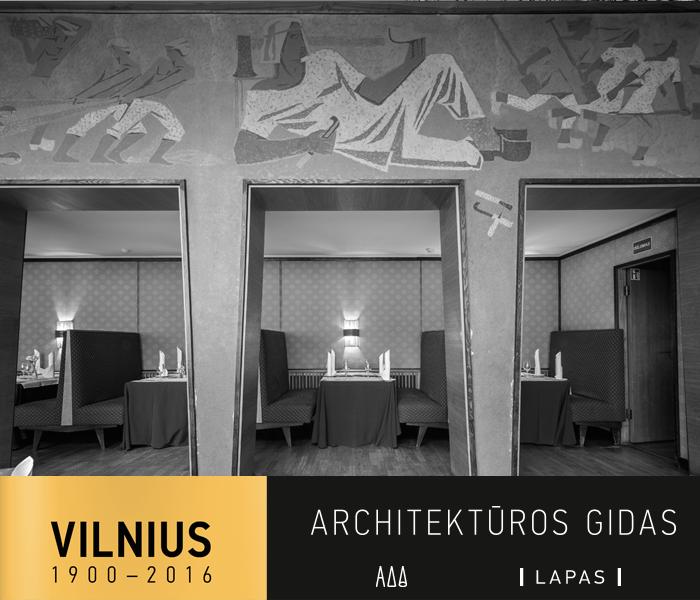 Kavinės, tapusios modernizmo ir džiazo lopšiu, bohemos sambūrio vieta, atidarymas 1959-aisiais kultūros visuomenei buvo didelis įvykis, džiugu, kad aktualumo brolių Nasvyčių sprendimai nepraranda ir šiandien.