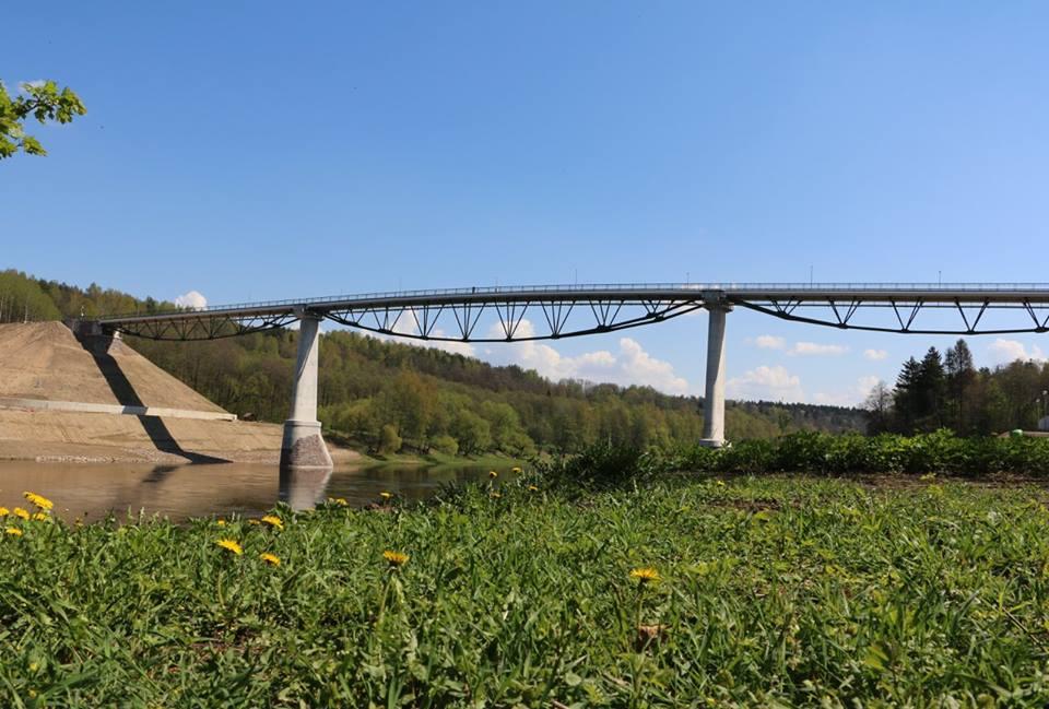 pėsčiųjų ir dviratininkų tiltas