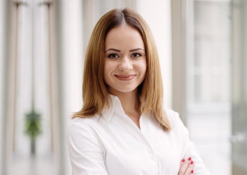 Valstybinės kultūros paveldo komisijos narė, kultūros paveldo specialistė Andrijana Filinaitė.
