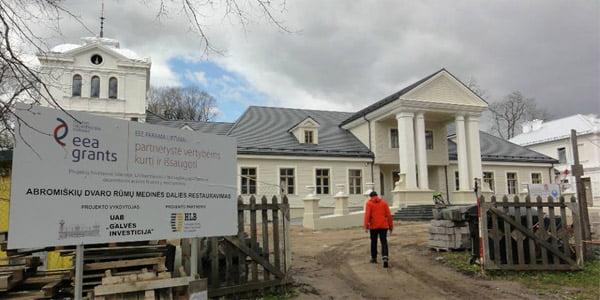 R. Urbakavičiaus ir D. Stabrauskaitės nuotr.