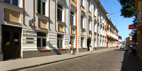 Vilniaus apskrities Adomo Mickevičiaus viešoji biblioteka<br>(amb.lt nuotr.)