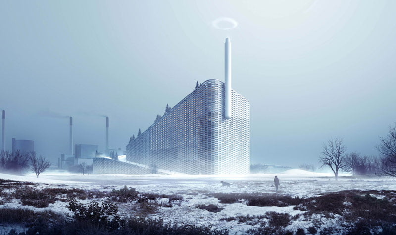 atliekų deginimo jėgaine