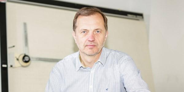 Audrius Ambrasas. G. Bartuškos nuotr.