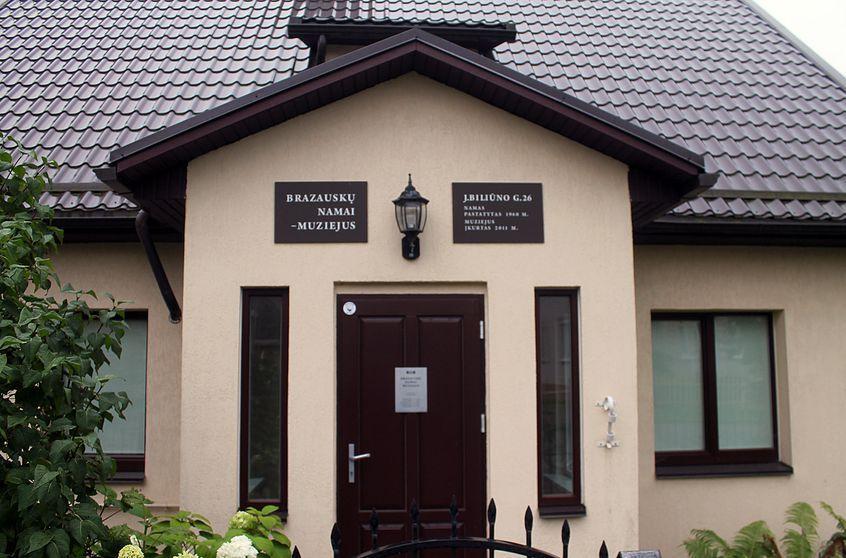 Brazauskų namai-muziejus
