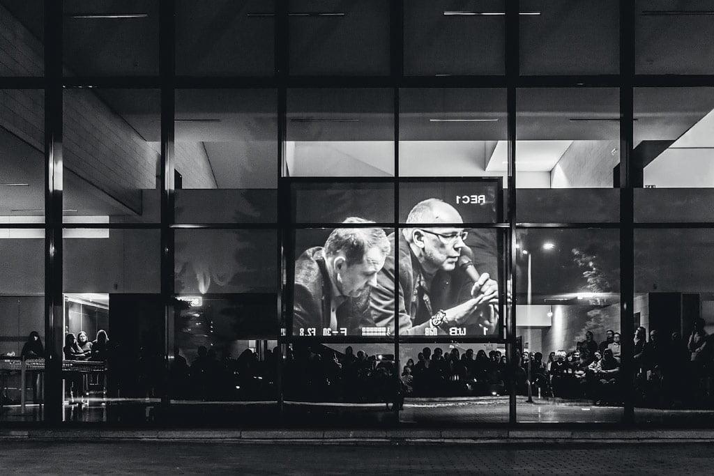 """""""Architektūros fondas"""" intensyviai prisideda prie visuomenės supažindinimo su architektūra. Giedriaus Akelio nuotr."""