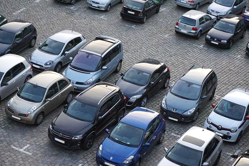 automobilių aikštelėms