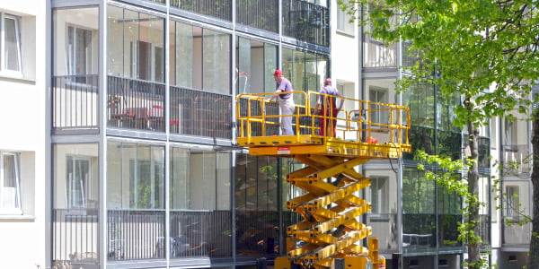 balkonai renovacija