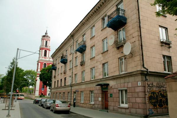 balkonų remontas