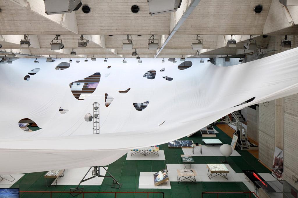 Baltijos paviljonas Venecijos bienalėje. Ansis Starks nuotr.