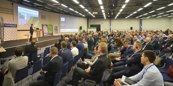 Akimirka iš 2016 metų konferencijos.<br>A. Jauniaus nuotr.