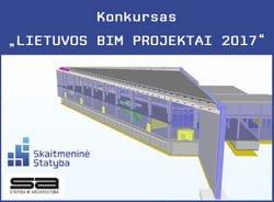Lietuvos BIM projektai 2017
