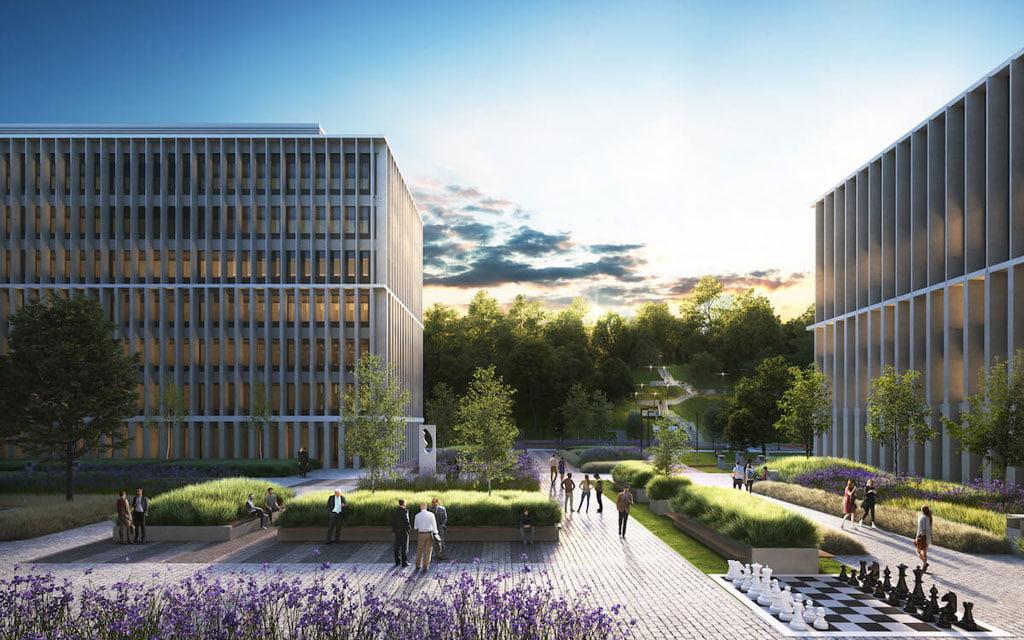 Vilnius biurų rinkoje
