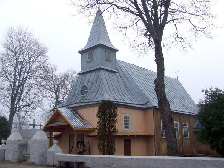 Ceikinių Švč. Mergelės Marijos vardo bažnyčia (ignalinatic.lt nuotr.)