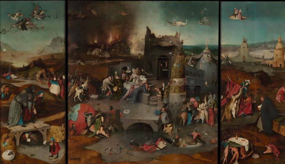 Nyderlandų dailininko H. Boscho meno kūrinių tyrimų ir jų išsaugojimo projektas. boschproject.org nuotr.