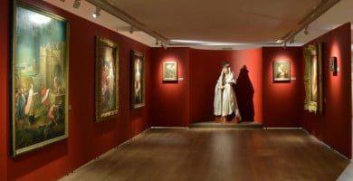 Kipriečių sutuoktinių gausi ir unikali artefaktų kolekcija, vaizduojanti XVIII– XX a. Kiprą menininkų akimis ir radusi prieglobstį restauruotame grūdų malūne, Nikosijos miesto istoriniame centre. Vizualinių menų centras. cna.org.cy nuotr.