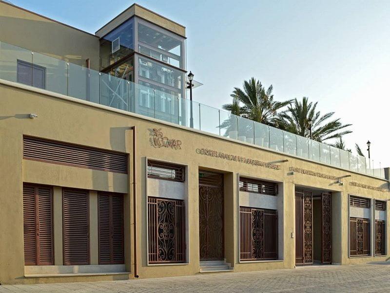 Vizualinių menų ir tyrimų centras Nikosijoje, Kipre. nicosia.org.cy nuotr.