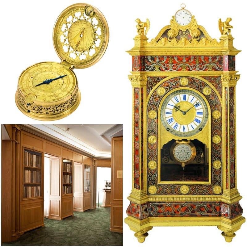 Šveicaro Philippe Stern laikrodžių kolekcija. esquire.my nuotr.