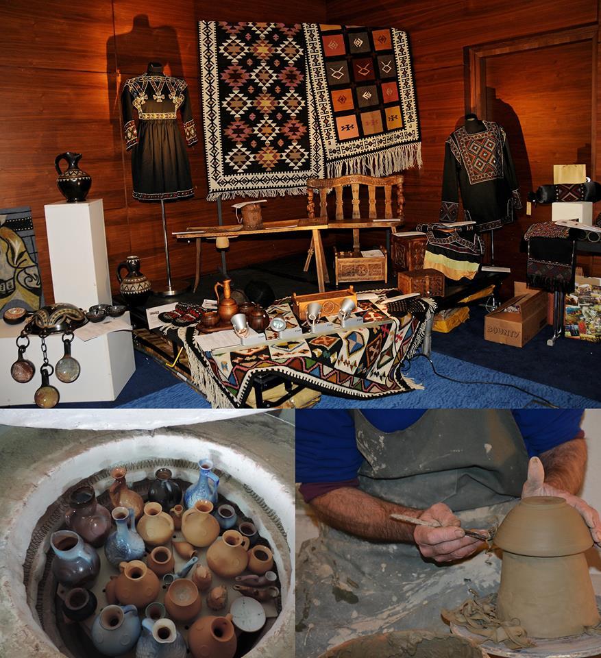 Tradicinių Gruzijos amatų perdavimas ateities kartoms. flickr.com nuotr.