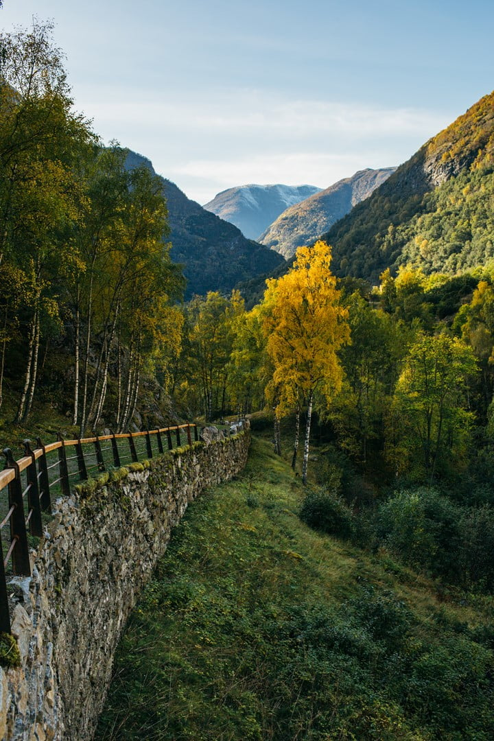 Karaliaus kelias per Filefjellio regioną Norvegijoje. visitkongevegen.no nuotr.