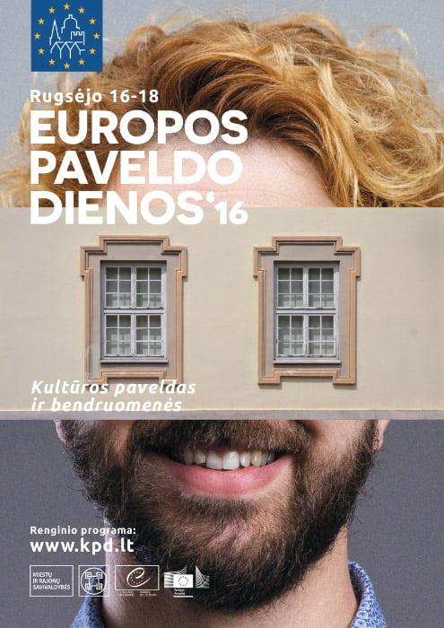 europos paveldo dienos 2