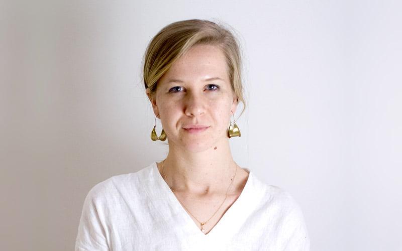 LASKAO valdybos pirmininkė Gerda Antanaitytė.